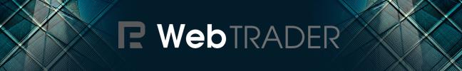 RoboForex WebTrader